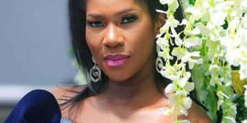 'My Husband Had Fun Cutting My Hair' – Actress Stephanie Okereke-Linus (Video)