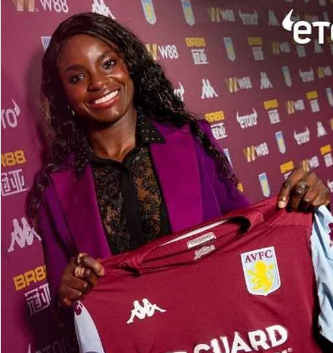Eniola Aluko Becomes First Female Aston Villa's Sporting Director