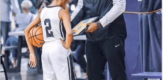 Late Kobe Bryant and daughter