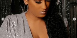 Ghanaian actress, Juliet Ibrahim