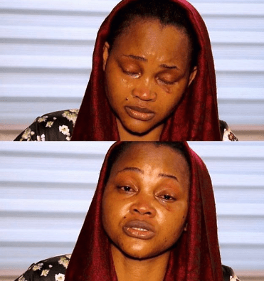 Mercy Aigbe Redefines 'True Freedom'(Picture)