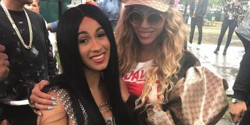 Cardi B Excited Over IVY Park Collection Beyonce Gifted Her (Video)