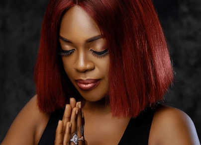 Omoni Oboli Says Her Prayers For Loved Ones (Picture)