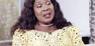 Ghanaian actress, Grace Omaboe
