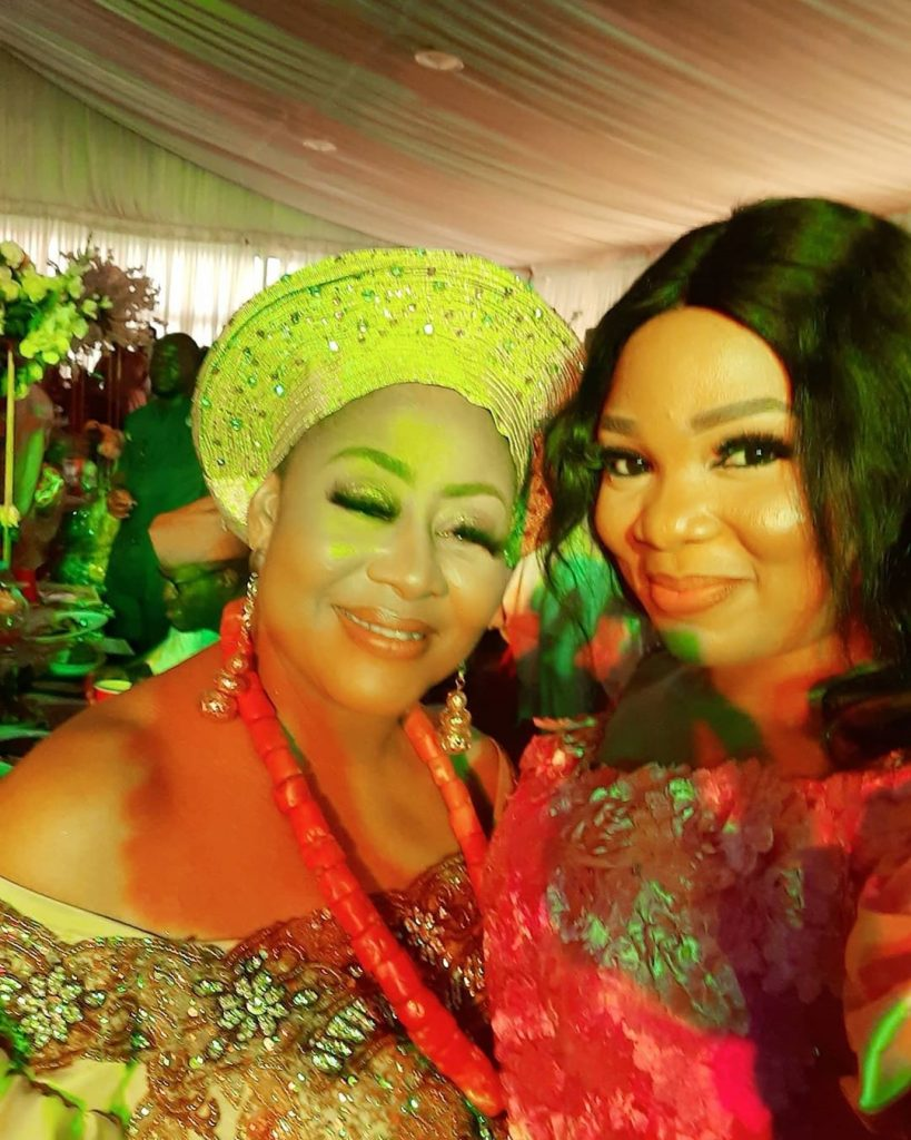 My Daughter Got Married Without My Consent – Ngozi Ezeonu's Ex-Husband Reveals