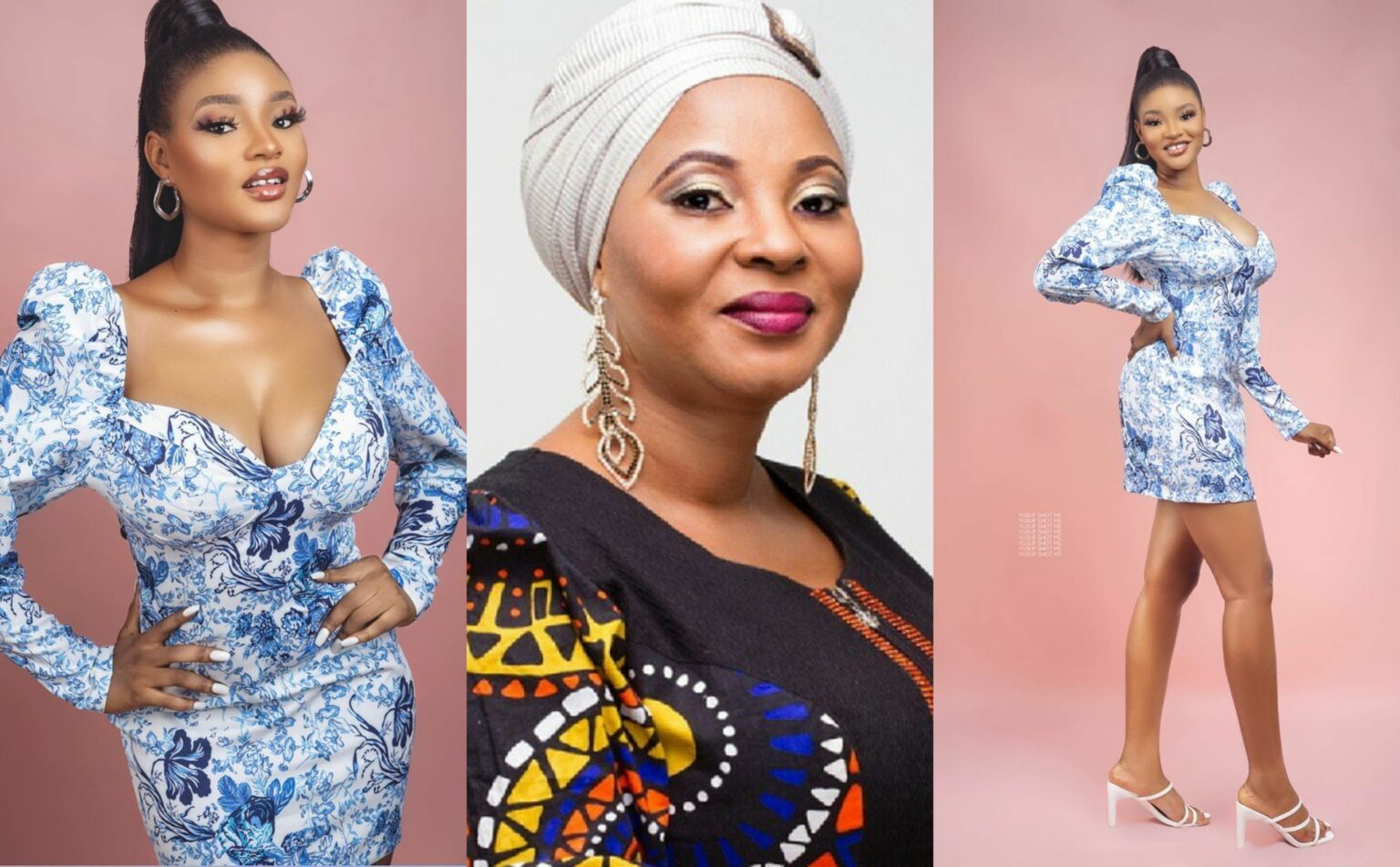 Nollywood Actresses Celebrate Late Moji Olaiyas Daughter On Her 21st Birthday