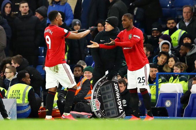 Fernandes and Ighalo can help lift United to Champions League finish - Solskjaer