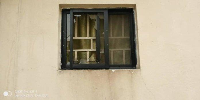 Douye Diri's house