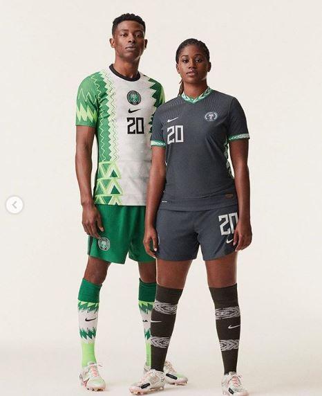 Nigerian Jersey