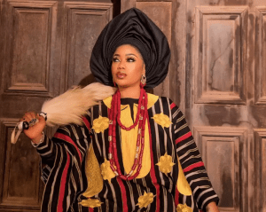 b 28 - 'They Have Been Chasing Me To Climb My Grandmother's Throne' – Toyin Lawani