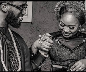 Laolu Osinbajo and wife