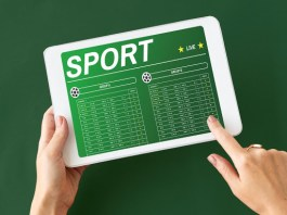 Sports Betting and the Gambler's Fallacy