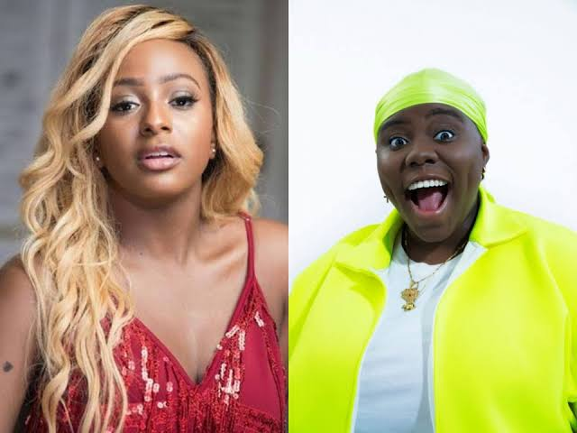 DJ Cuppy Praises Teni For Supporting Her Through Dark Times (Photograph)