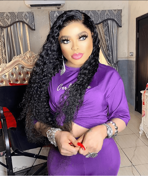 My Future Husband Must Be A Footballer Or President's Son: Bobrisky