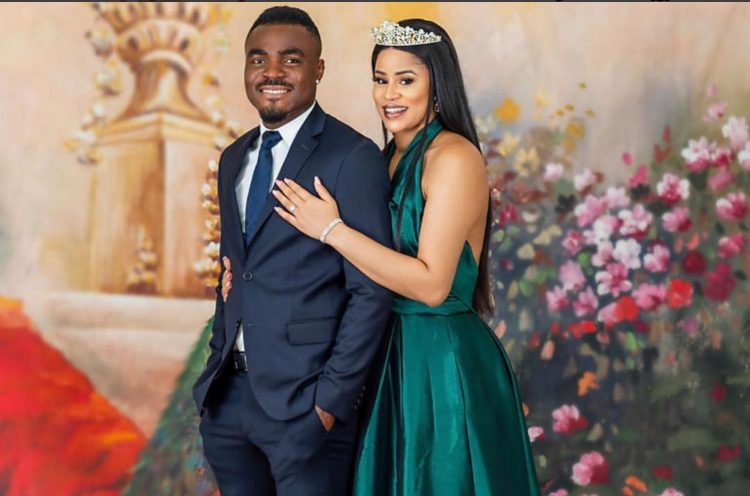 Super Eagles' Emmanuel Emenike, Wife Welcome Second Child (Picture)