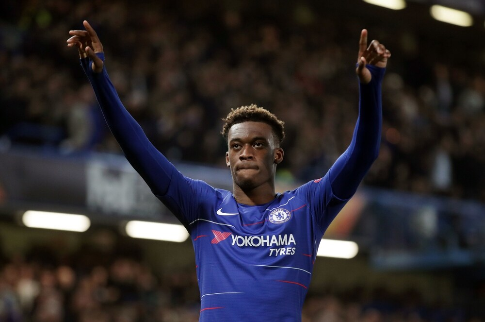 Coronavirus: Chelsea Winger, Callum Hudson-Odoi Discharged After Testing Negative