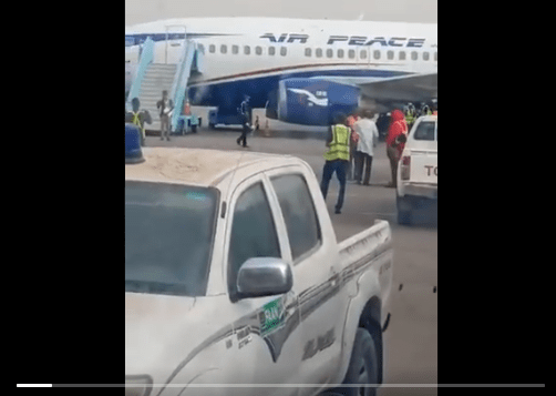 Covid-19: No Infected Person Was Onboard Plane- Air Peace