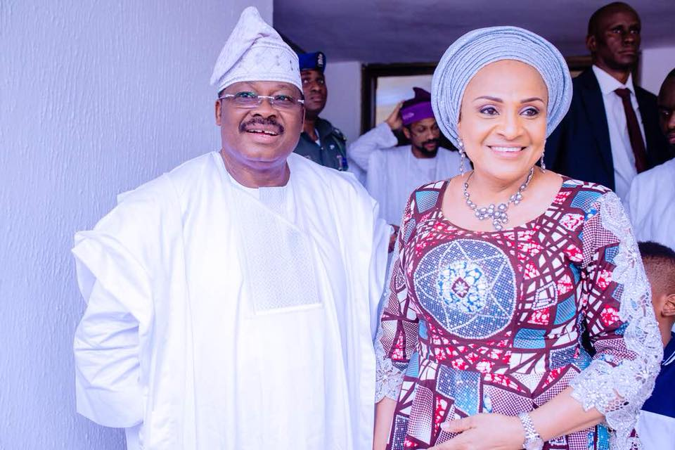 Ajimobi Cheated On Me Twice  Wife Tells Daughter (Video)