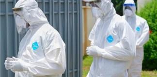 Coronavirus in Nigeria