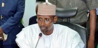 FCT-Minister Muhamud Bello