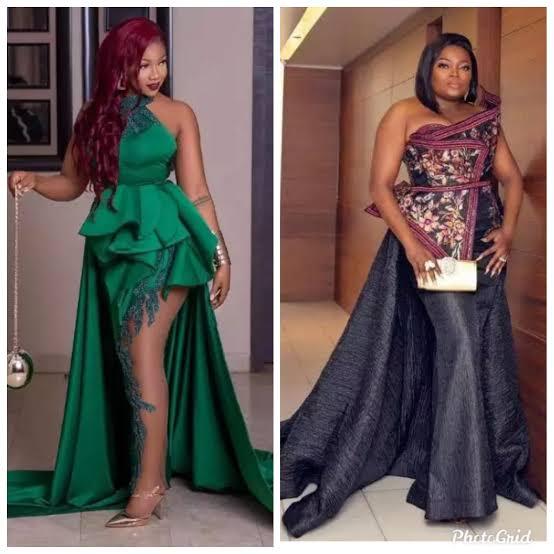 Tacha Begs Nigerians To Stop Trolling Funke Akindele (Photograph)