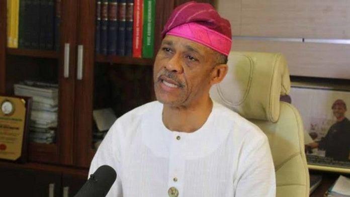 Lagos Health Commissioner Prof Abayomi