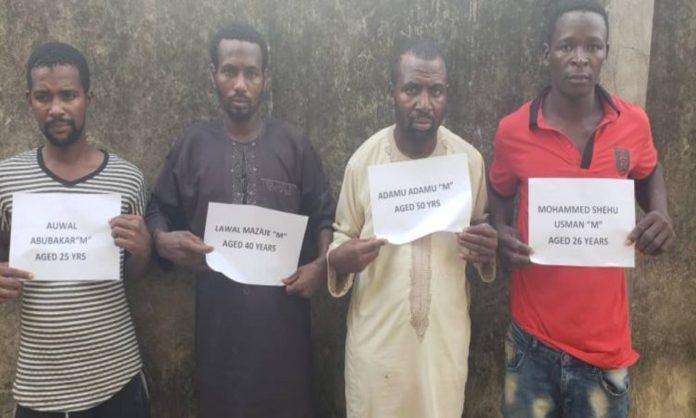Funke Olakunrin's killers