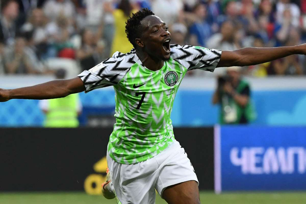 Why I Struggled At Leicester City – Ahmed Musa