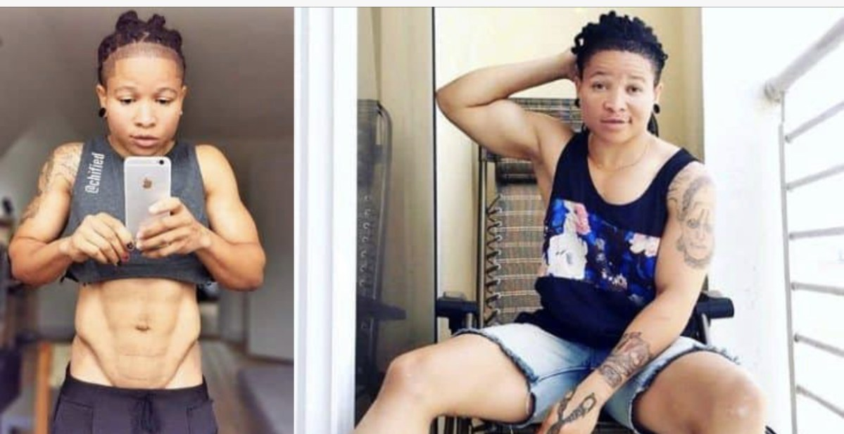 Raw Snack – Ex-Footballer, Chified Says As She Shares New Photo