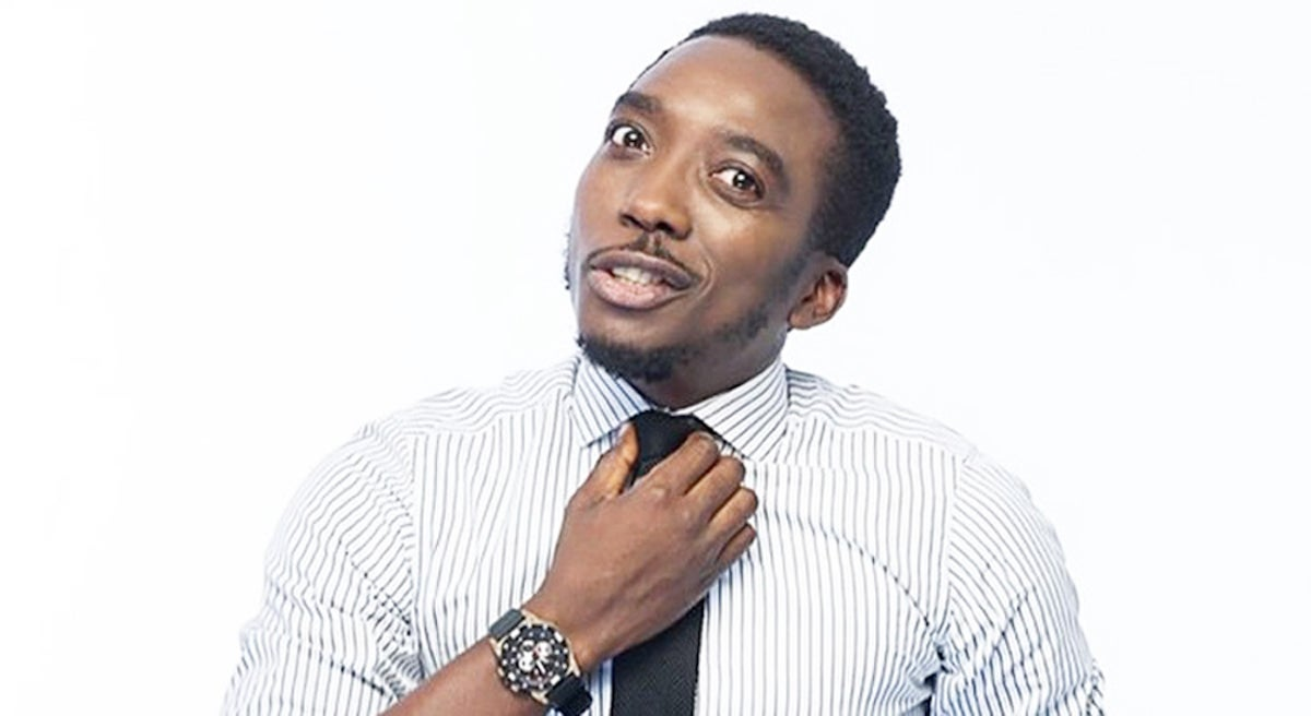 One Of My Nostrils Is Blocked: Comedian Bovi