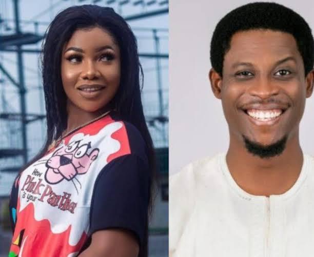 Seyi Awolowo and Tacha Akide