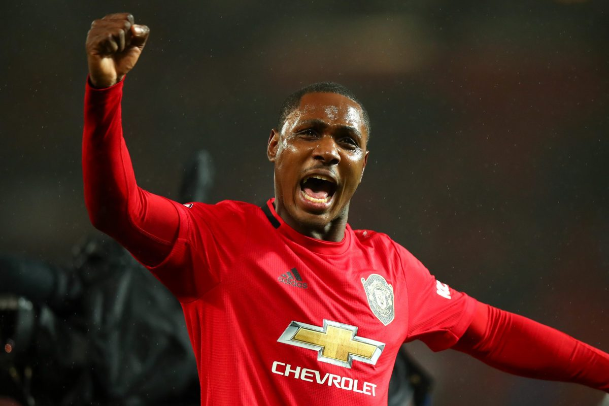 Ighalo Set To Leave Manchester United