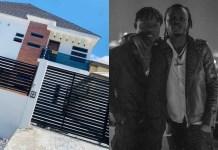Naira Marley and his brother, Shuddy Funds