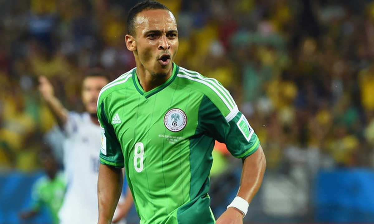Former Super Eagles Coaches Were Involved In Unethical Selections  Odemwingie