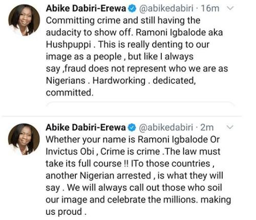 Dabiri-Erewa's post