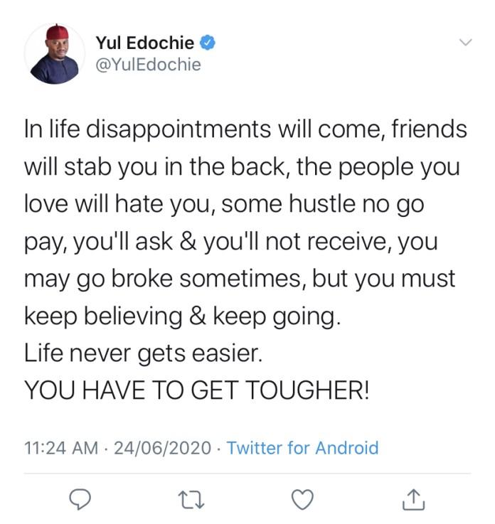 Yul Edochie