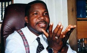 Lawan-led Senate'll Be Worst In Nigeria's History If Onochie's Confirmed For INEC Job – Ozekhome