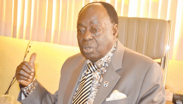 2023: Without New Constitution, Nigeria'll Continue To Recycle Failed Leaders -Afe Babalola