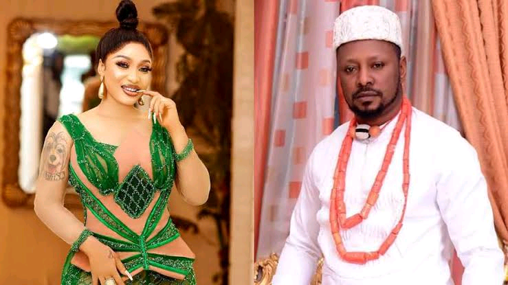Sep 17, 2021· popular nigerian media personality, ifedayo olarinde, alias daddy freeze has weighed in on the controversial breakup between tonto dikeh and prince kpokpogri. Tonto Dikeh Cheated On Me Many Times Made My Life A Living Hell Ex Boyfriend Prince Kpokpogri Information Nigeria