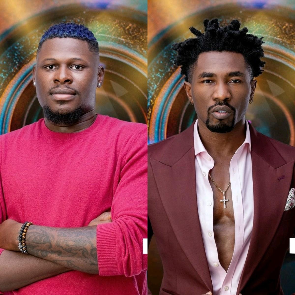 BBNaija Shine Ya Eye: 'Niyi Talks A Lot' - Boma