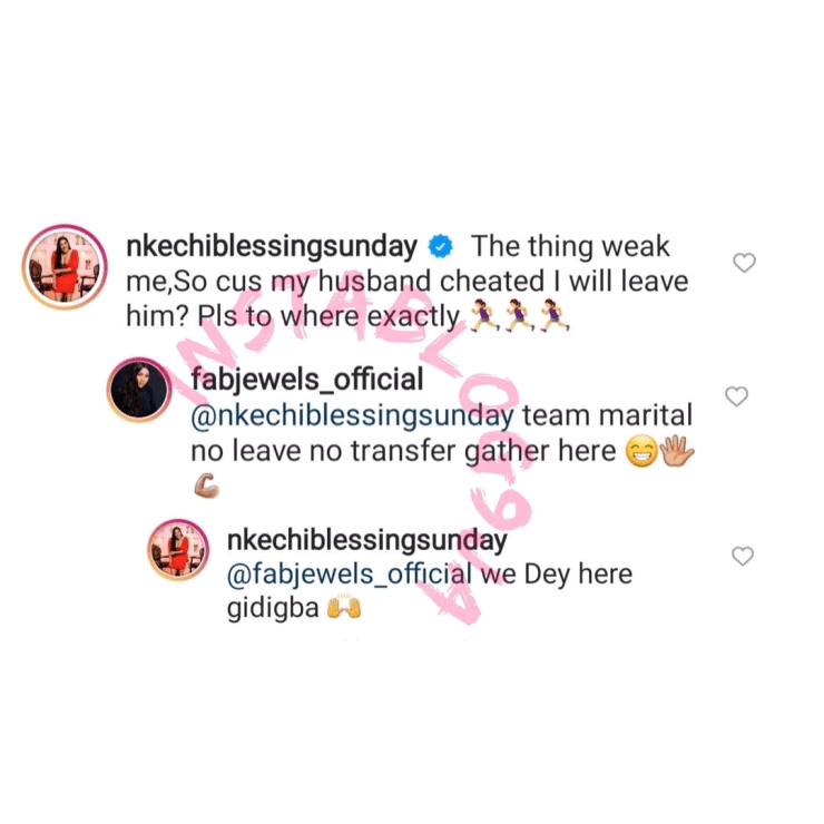 I Won't Leave My Husband Even If He Cheated On Me – Actress Nkechi Blessing