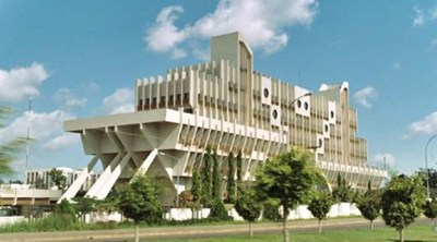 Ship House: Defence Headquarters Building, Abuja