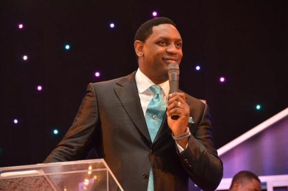 Everything Pastor Fatoyinbo said about allegations during service on Sunday