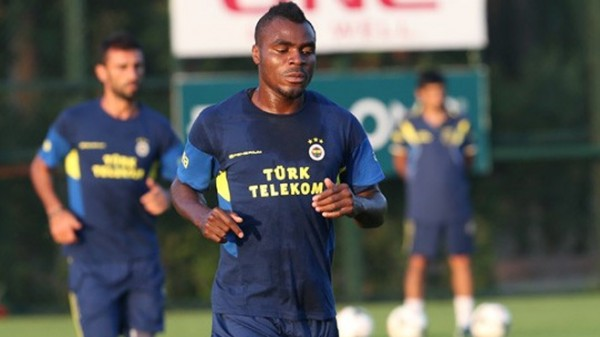 Emmanuel Emenike Set to Undergo Scan.
