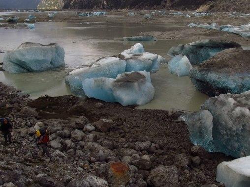 Massive Chilean Lake Disappears Overnight