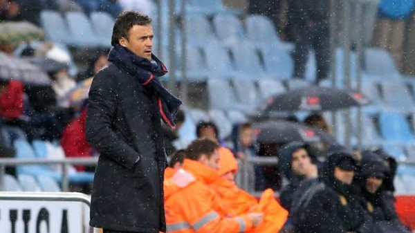 Luis Enrique Says Barca Would Have Been Talking About a Good Game Had They Scored Against Getafe. Image: Arxiu/FC Barca.