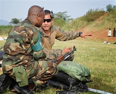 Nigerian Army-US Seal