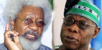 We're glad OBJ and Soyinka have put their differences aside and agreed on this one thing about Buhari's government