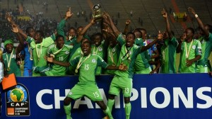 Drama!!! Flying Eagles Of Nigeria Refuse To Leave Poland Despite Crashing Out Of World Cup