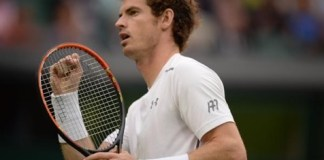Andy Murray tops the latest ATP Tennis ranking